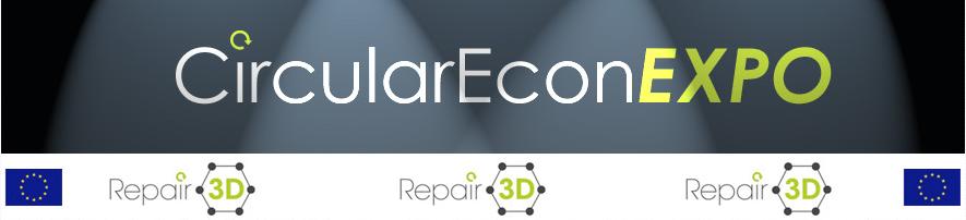 Repair3D - CircularEconEXPO